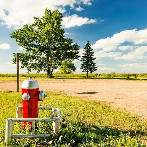 Railway and Main, Riverhurst, Saskatchewan (Darrell Noakes)