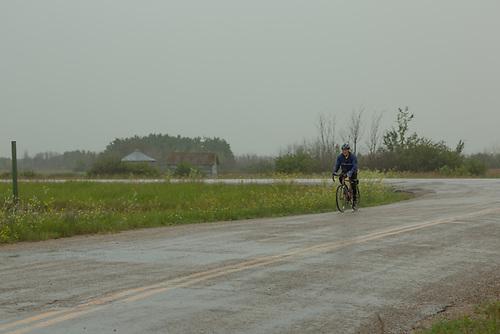 GASP 2013, rest stop at Wroxton, Saskatchewan (Darrell Noakes)